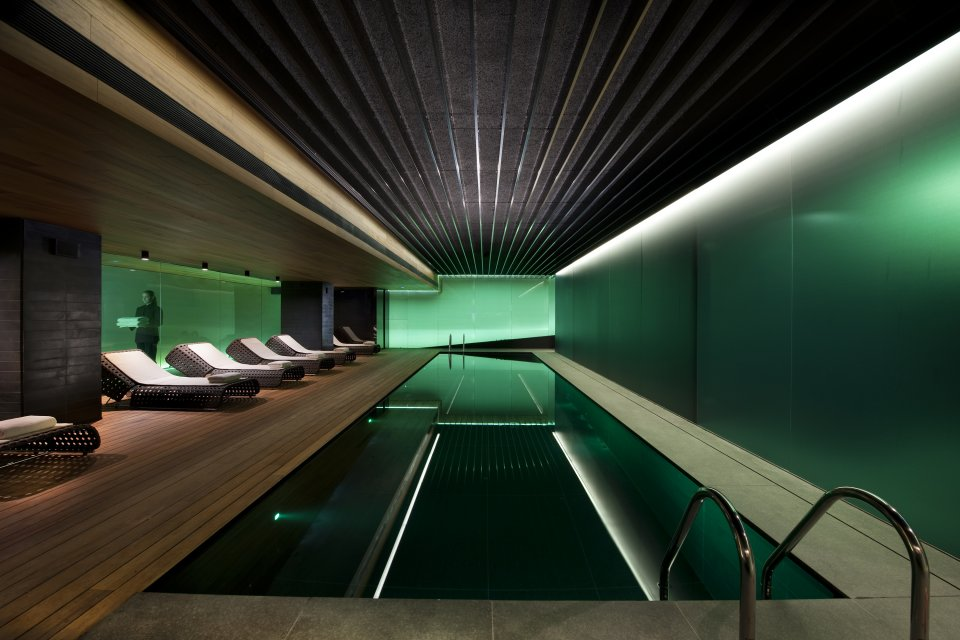 73.Mandarin Oriental Barcelona Spa Pool 960x640 - The Mandarin Oriental