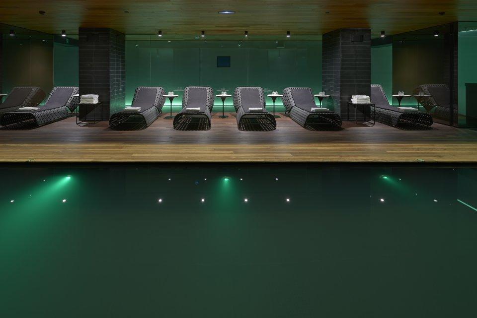 Spa 74.Mandarin Oriental Barcelona Spa Pool 2 960x641 - The Mandarin Oriental