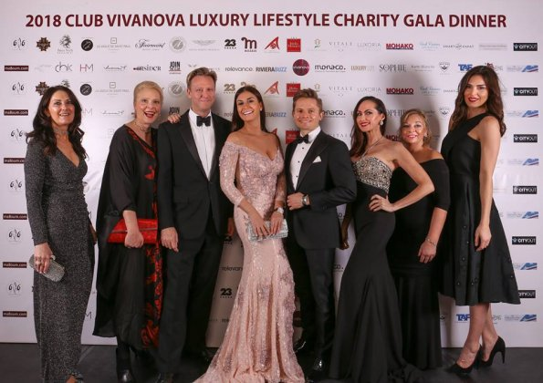 2018 Club Vivanova Luxury Lifestyle Gala Dinner 07 595x420 - Club Vivanova Gala 2018