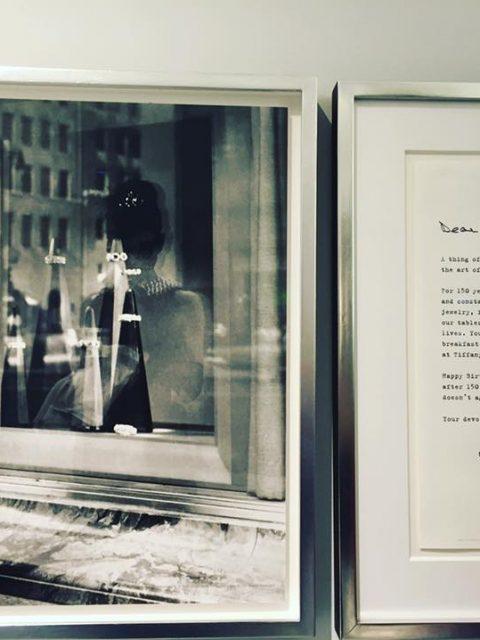 Audrey Hepburn in 22Breakfast at Tiffanys22 480x640 - Tiffany & Co.