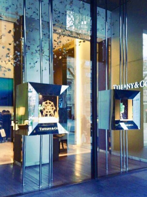 Escaparate tienda Tiffany 480x640 - Tiffany & Co.