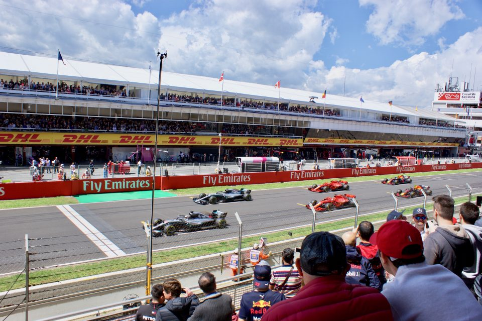 FORMULA 1 COCHES 960x639 - The Grand Prix of Spain 2018