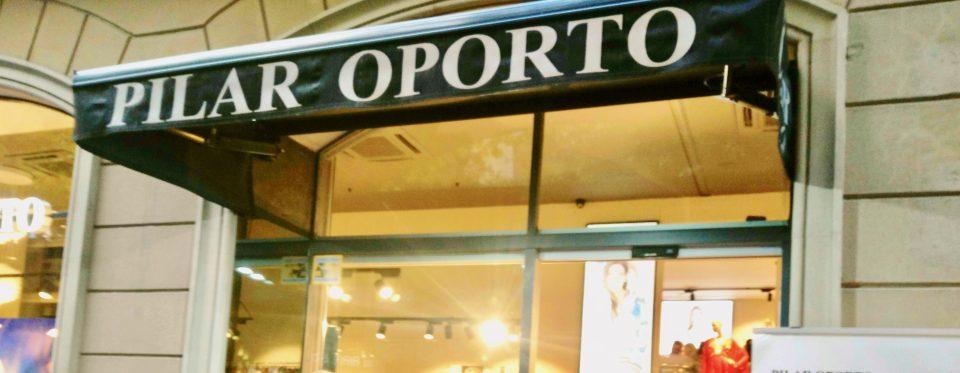 PILAR OPORTO TIENDA 2 960x373 - Pilar Oporto Fashion Designer