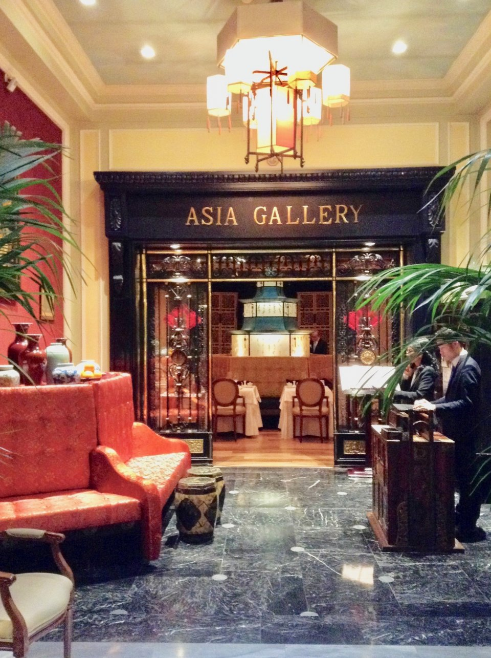 ASIA GALLERY RESTAURANT 960x1285 - The emblematic Hotel Westin Palace