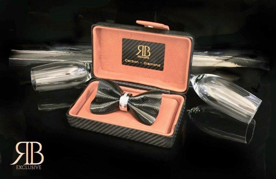 The Carbon Lifestyle by Ron van den Bosch RB EXCLUSIVE Carbon Diamond Bow Tie 960x623 - RB EXCLUSIVE, by Ron Van Den Bosch