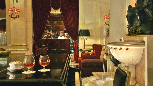 HOTEL AVENIDA PALACE GALLERY BAR 1 595x335 - Avenida Palace Hotel in Lisbon