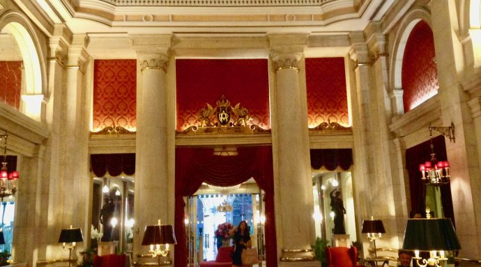 IMG 8084 690x384 - Avenida Palace Hotel in Lisbon