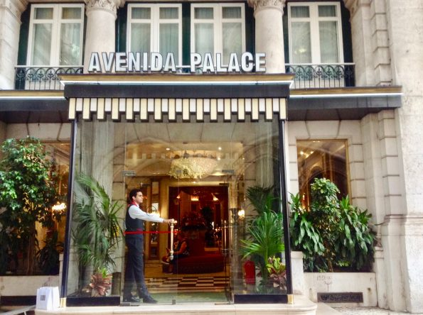 IMG 8097 595x444 - Avenida Palace Hotel in Lisbon