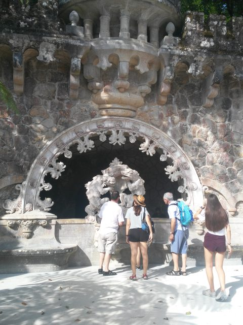 IMG 20180803 095135 480x640 - Treasures of Portugal I: Quinta da Regaleira.
