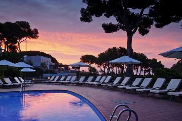 DSC5484 595x396 - Hotel Sallés Cala del Pi in Costa Brava
