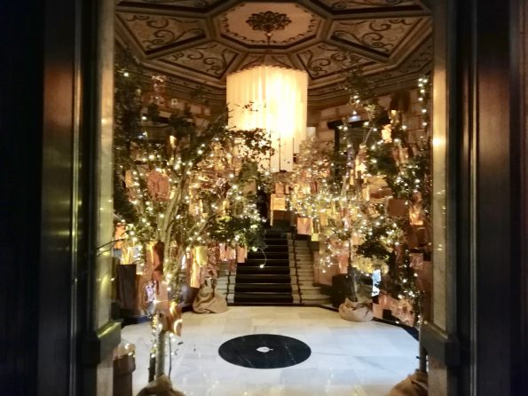 IMG 20181211 130547 595x446 - Cotton House Hotel at Christmas