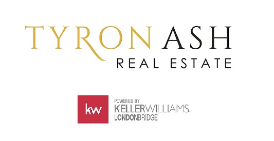 Logo Tyron Ash - Versace Tower: Luxury Appartments in London on sale