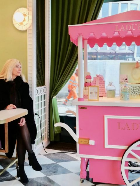 IMG 20181123 WA0149 480x640 - Sweet world:  Ladurée Geneva
