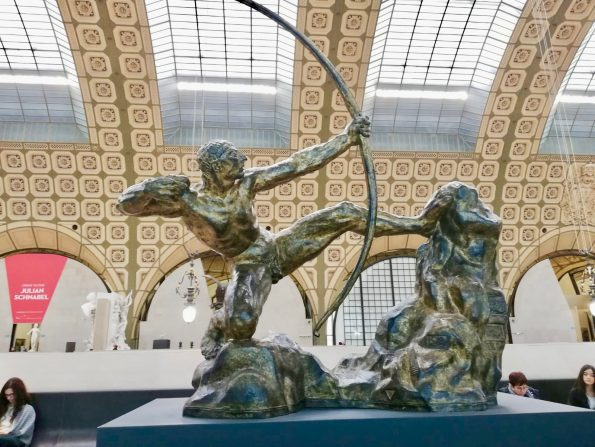 IMG 20190106 WA0008 595x447 - The Musée d'Orsay, Paris.