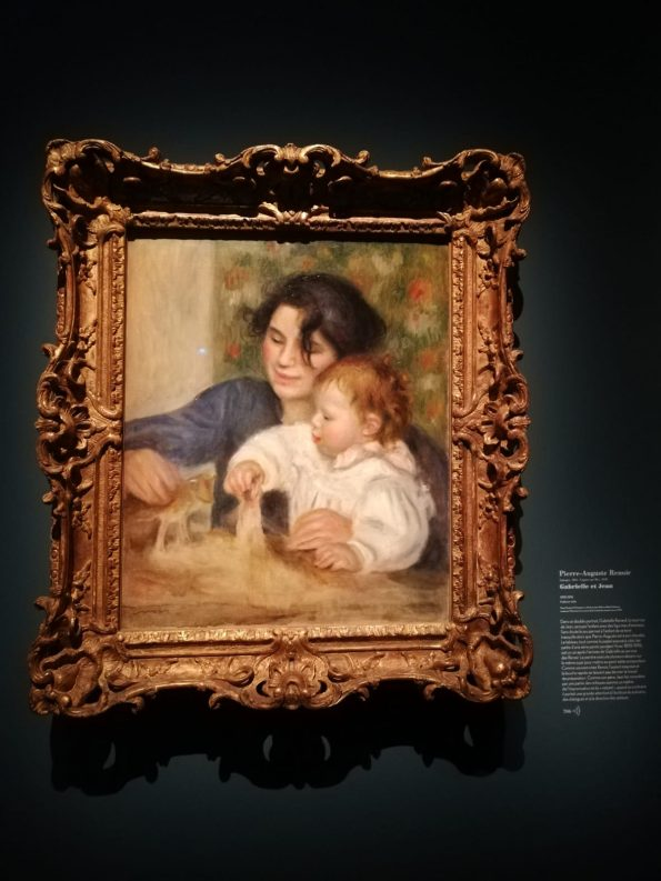 IMG 20190106 WA0039 595x793 - The Musée d'Orsay, Paris.