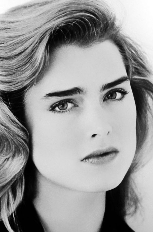 BrookeShields 595x904 - Marco Girolami: the art of photography