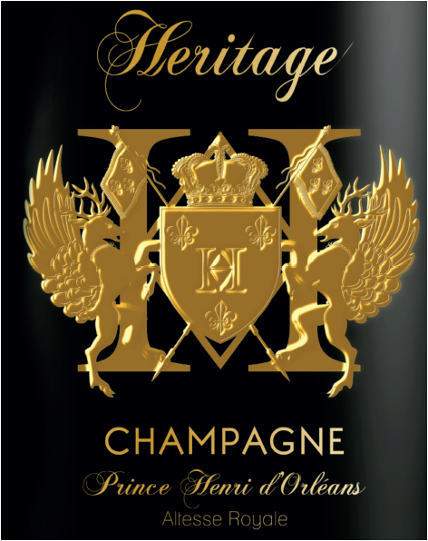 AFA - Champagne Heritage Prince Henri d'Orléans