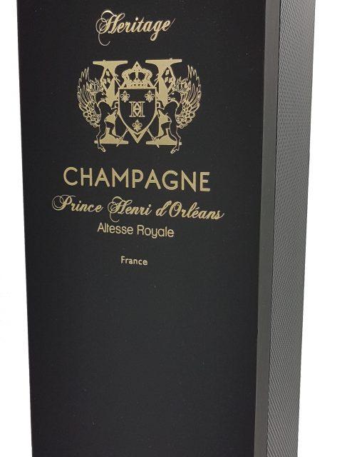 Coffret 1 480x640 - Champagne Heritage Prince Henri d'Orléans