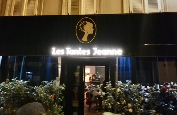 IMG 20190327 004641 595x386 - Les Tantes Jeanne, an exquisite restaurant in Paris