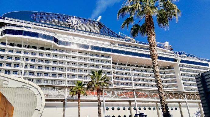 IMG 20190412 095130 690x384 - MSC BELLISSIMA, the new jewel of MSC Cruises