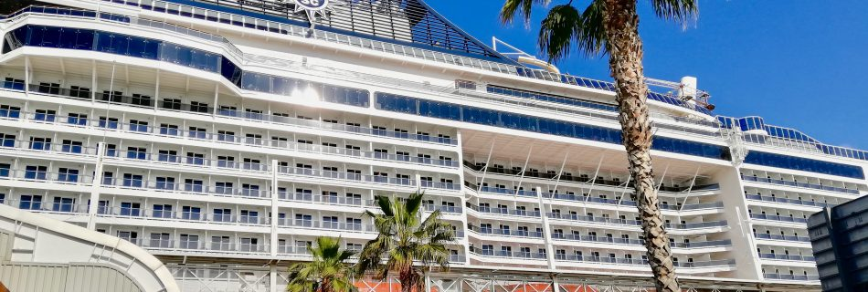 IMG 20190412 095130 950x320 - MSC BELLISSIMA, the new jewel of MSC Cruises
