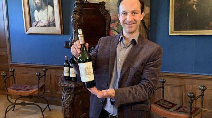 ThibautF1 1 690x384 - Thibaut Fourton, International Wine Expert Sommelier Consultant