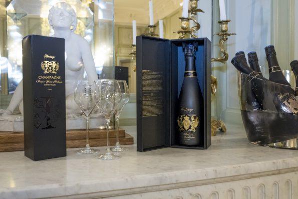 DSCF0859 595x397 - Royal Bubbles Champagne Heritage Prince Henri D'Orléans