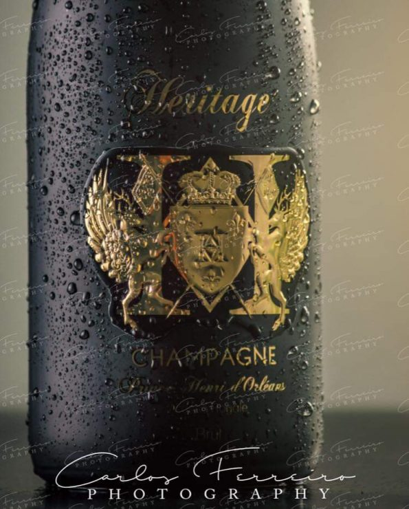 FB IMG 1539986102678 595x740 - Royal Bubbles Champagne Heritage Prince Henri D'Orléans