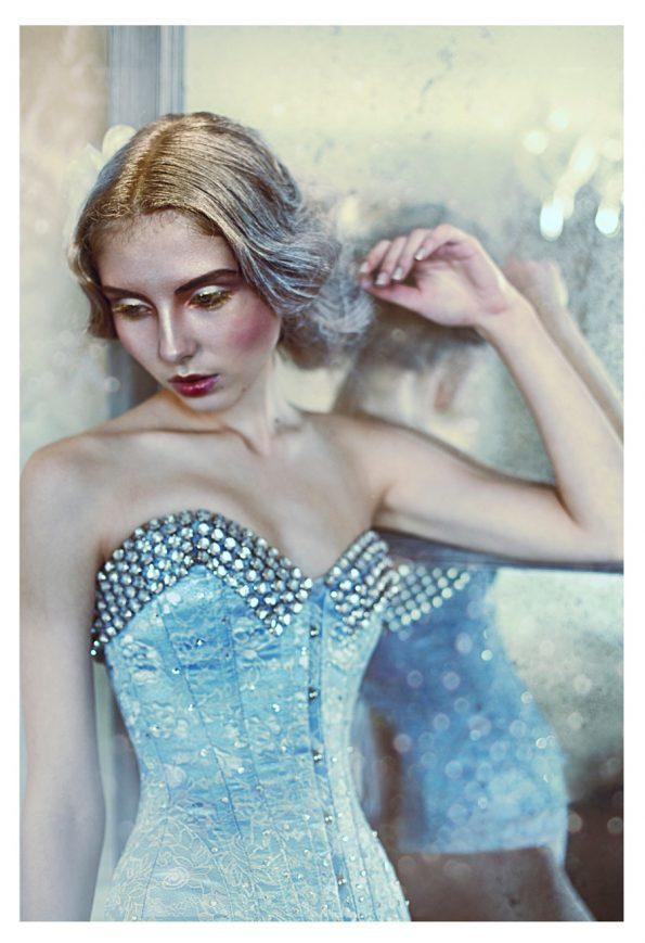 IMG 20190602 WA0027 595x869 - Bibian Blue, Fashion Designer at her Atelier of Prêt-à-Couture