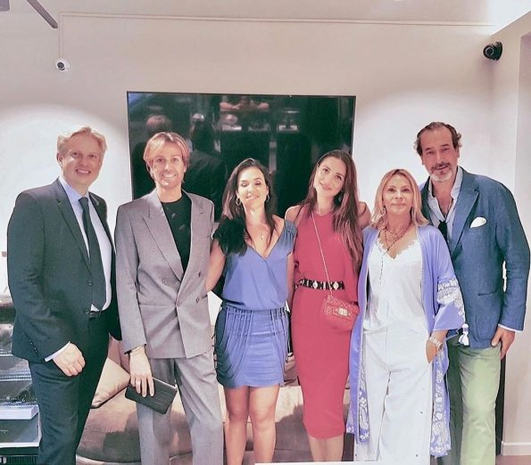 IMG 20190620 WA0028 595x522 - Nina Vélez-Troya Ambassador of Champagne Heritage Prince Henri D'Orléans