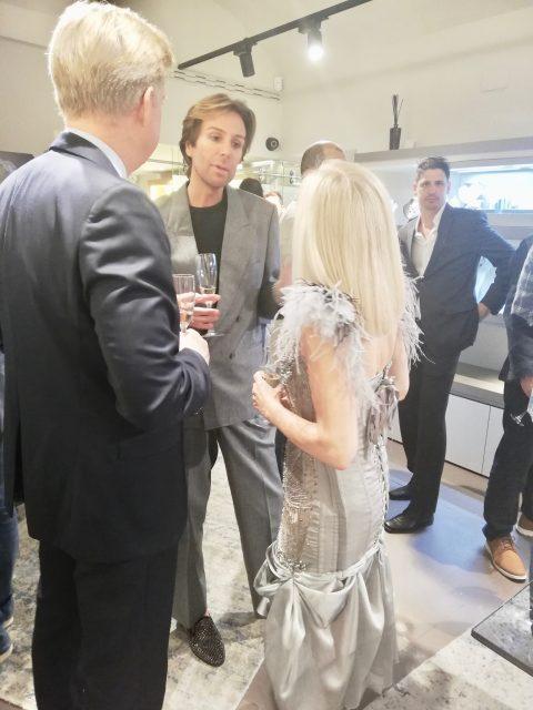 IMG 20190618 194014 1 480x640 - Nina Vélez-Troya Ambassador of Champagne Heritage Prince Henri D'Orléans