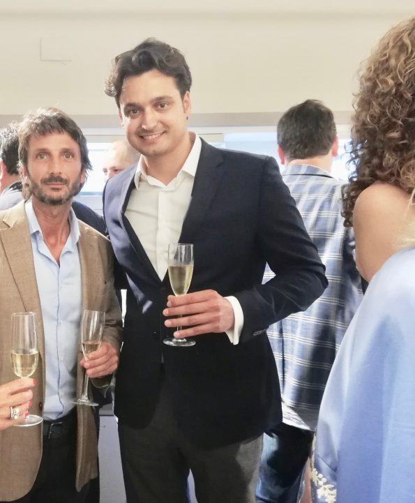 IMG 20190618 195717 595x721 - Nina Vélez-Troya Ambassador of Champagne Heritage Prince Henri D'Orléans