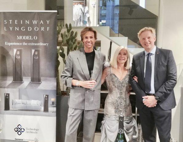 IMG 20190618 205058 2 595x462 - Nina Vélez-Troya Ambassador of Champagne Heritage Prince Henri D'Orléans