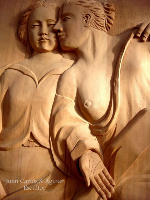 Image 9 480x640 - Juan Carlos Aguilar, the sculptor of the soul