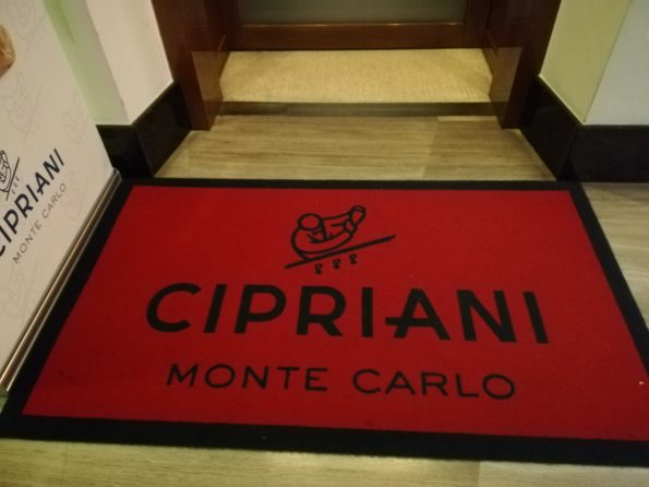 IMG 20191028 214847 595x446 - Cipriani Monte Carlo, the art of the good gastronomy