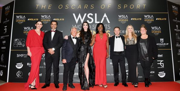 WSLA RED CARPET SAV 6390 595x301 - 4th Monaco World Legends Award, The Oscars of Sports