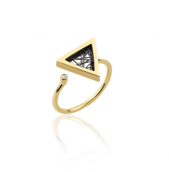 "03 12 19 9594 595x604 - Anastazio Jewellery presents its new collection ""Amazing Triangles"""