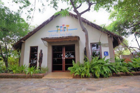 recepcão 595x397 - Chuiba Bay Lodge, a private paradise in Mozambique