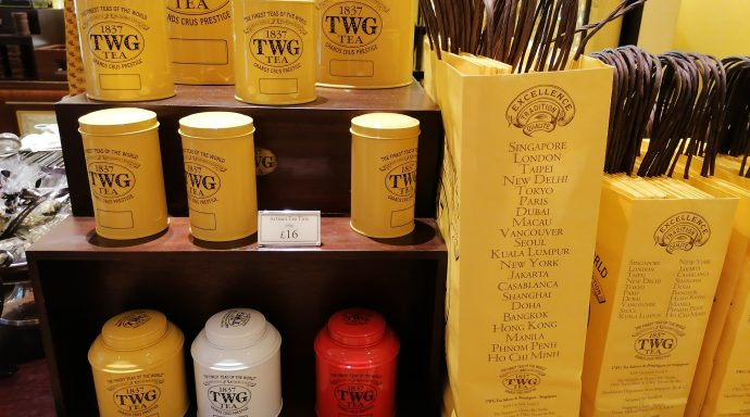 IMG 20200310 162046 690x384 - TWG Tea, the Asian Brand for luxury teas in the heart of London