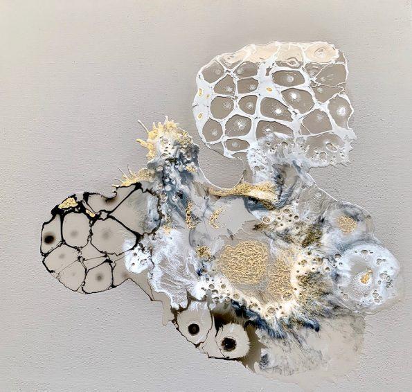 Ecosystem  595x566 - Galina Shamaeva, Contemporary Abstract Artist