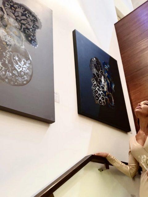 Galina Shamaeva. Da Vinci Fine Art Event 480x640 - Galina Shamaeva, Contemporary Abstract Artist