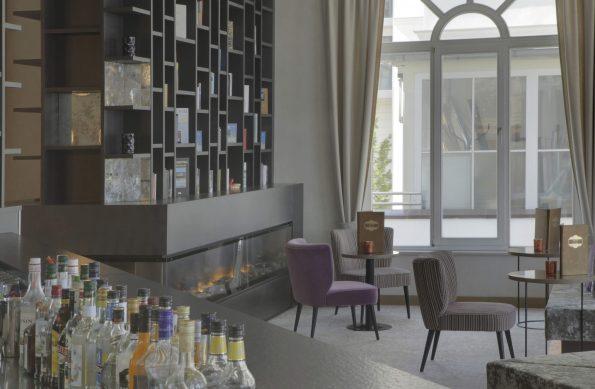 06 ATLANTIK FOYER 595x389 - Yasmine Mahmoudieh British architect and interior designer