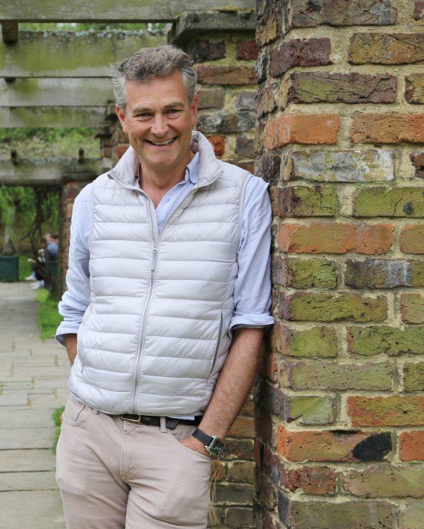 Richard 2 cropped 595x743 - Richard Miers British Garden Designer