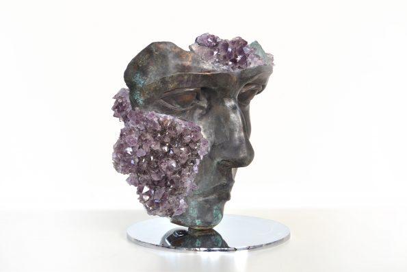 ametista 5 595x397 - Giuseppe D'Angelo, an exceptional sculptor