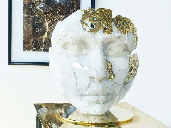 scultura DAngelo 595x446 - Giuseppe D'Angelo, an exceptional sculptor