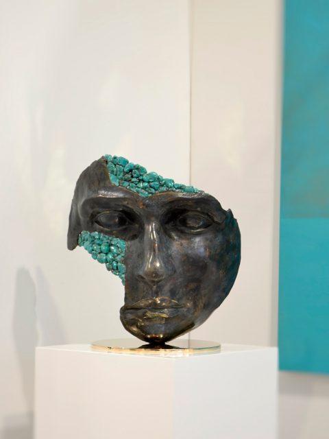scultura flusso web 480x640 - Giuseppe D'Angelo, an exceptional sculptor