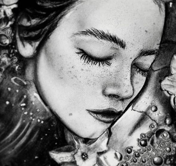 Capture - Nessrine Abdelkader, Visual Tunisian Artist