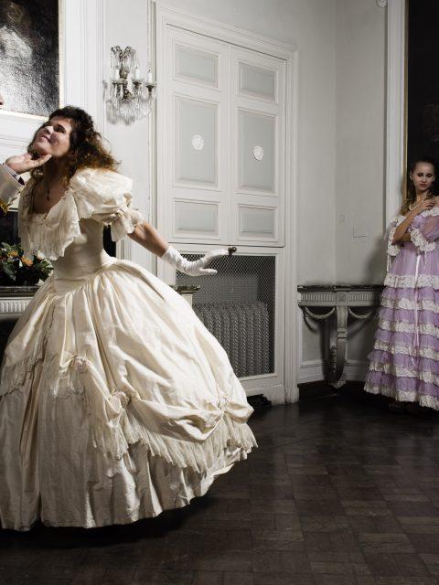 GATTOPARDO night 480x640 - Lucia Oliva, eclectic and self-taught Italian artist