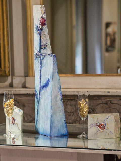 Lucia Oliva LANNIVERSARIO 480x640 - Lucia Oliva, eclectic and self-taught Italian artist