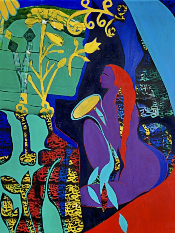 Captura de pantalla 2020 10 28 a las 19.19.41 595x792 - Nabeela Al Khayer the artist that creates stories of magical colors